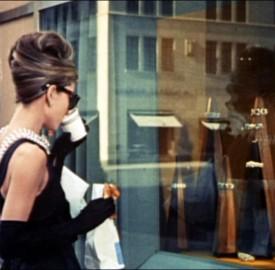 Audrey Hepburn Tiffany's