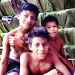 Amazon boys ©Mona Helen Preuss