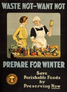 Waste_not_want_not_WWI_poster
