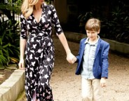 Wardrobe101 for mums_Dijanna Mulhearn and son Thommy
