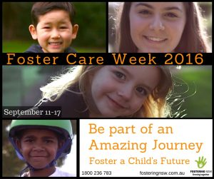 Foster Care Week-2016